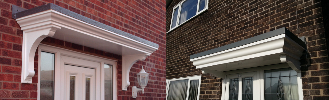 Door Canopies & Door Canopies | Heritage Glass Group