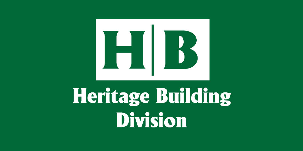 Heritage Building Division Logo