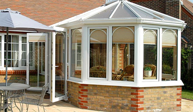 HERITAGE GLASS Conservatories